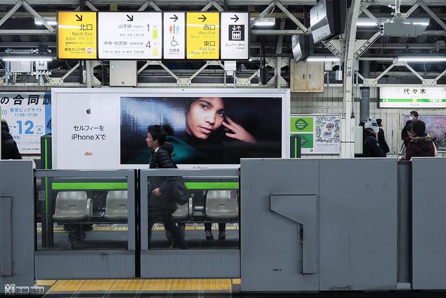 她說旅途若是卷底片 | 東京,72時 | 03