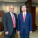 President Nakao meets SAARC Secretary General