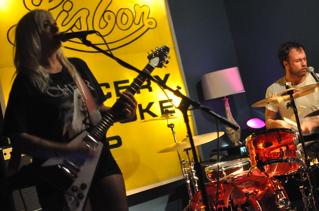 Miesha & The Spanks at Bar Robo