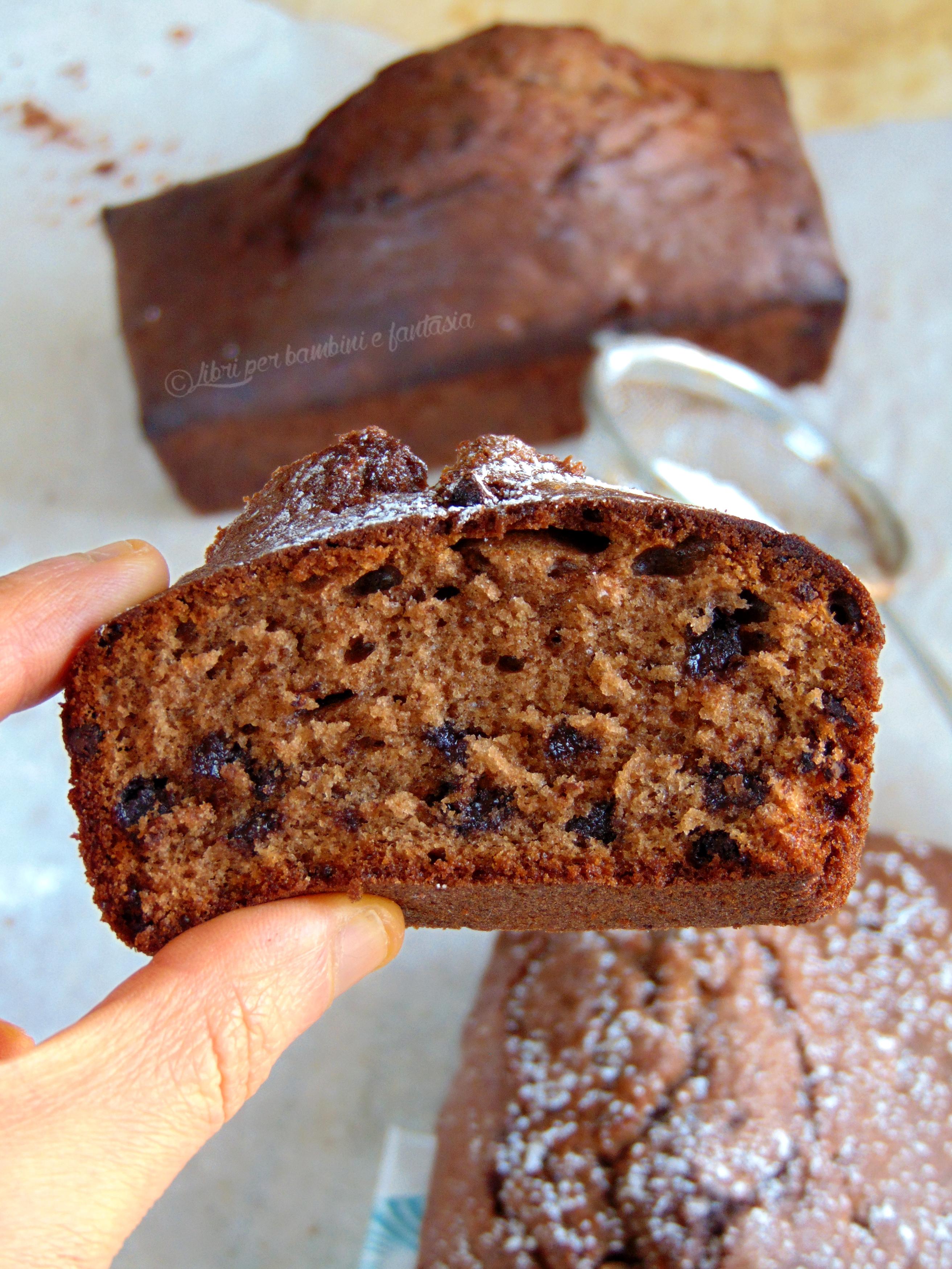 plum cake al cioccolato Massari 88