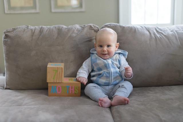 thomas 7 months-8