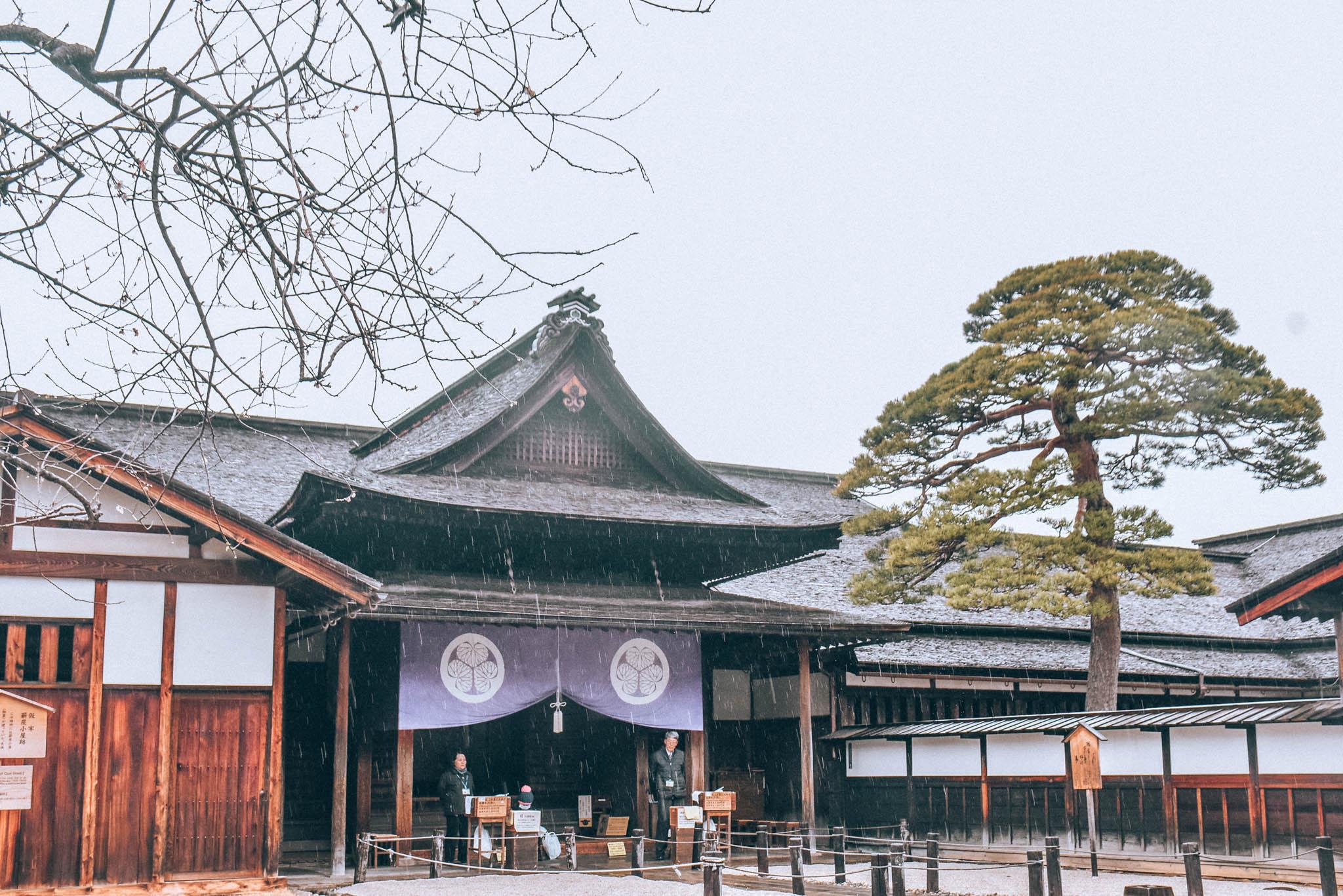 SHIRAKAWAGO FROM NAGOYA