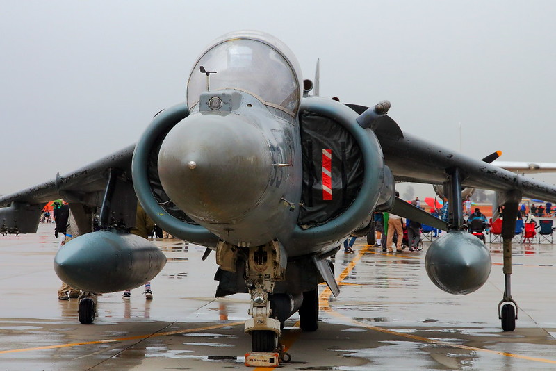 IMG_8732 AV-8B Harrier, NAF El Centro Air Show