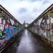 Rote Brücke in Birkenwerder by Thomas Feiereis