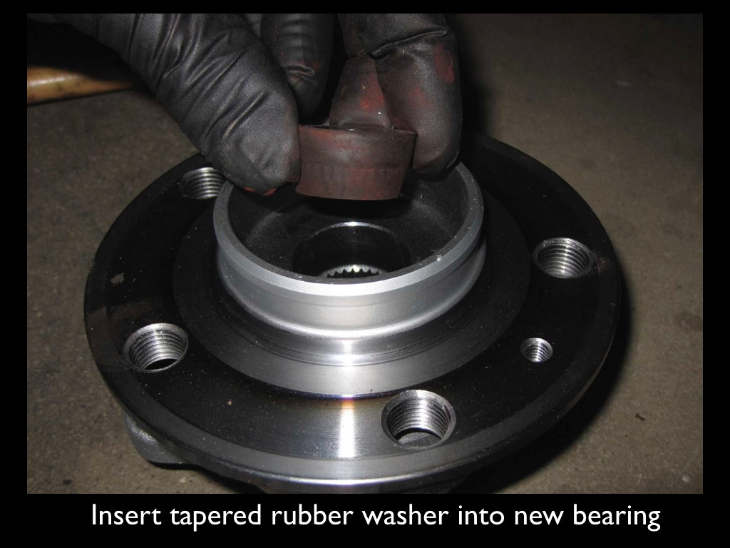 Left and Right Included with Two Years Warranty - Two Bearings Note: FWD 4-Wheel ABS 2008 fits Nissan Versa Rear Wheel Bearing and Hub Assembly