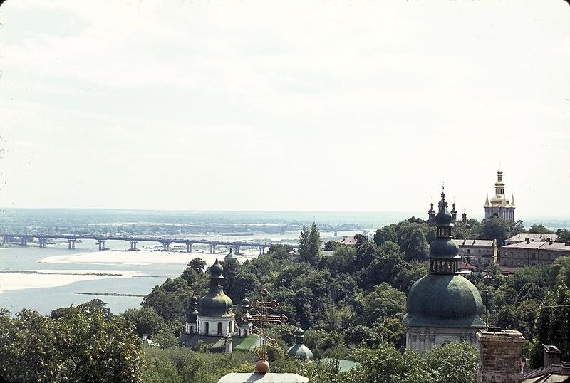 Нижние церкви Лавры
