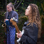 Wed, 14/03/2018 - 11:12am - Nilüfer Yanya Live at Hotel San Jose, 3.14.18 Photographers: Gus Philippas