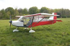 G-CFRM Best Off Skyranger [BMAA HB 578] Popham 020509