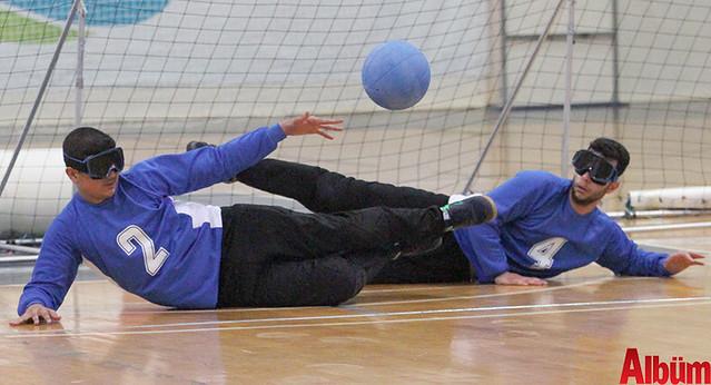 Alanya'da Goalball Şampiyonası başladı -2