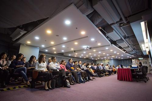 《智能生活渡銀年》研討會