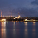 Milford Haven Nightscape