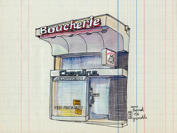"""""""boucherie chevaline"""""""