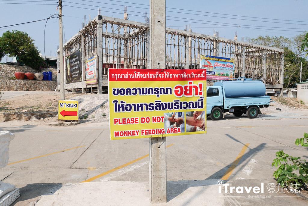 华欣景点推荐 考佬寺Wat Khao Takiap (4)