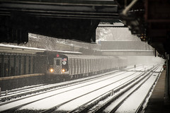 MTA at Work: March 21 Snowstorm