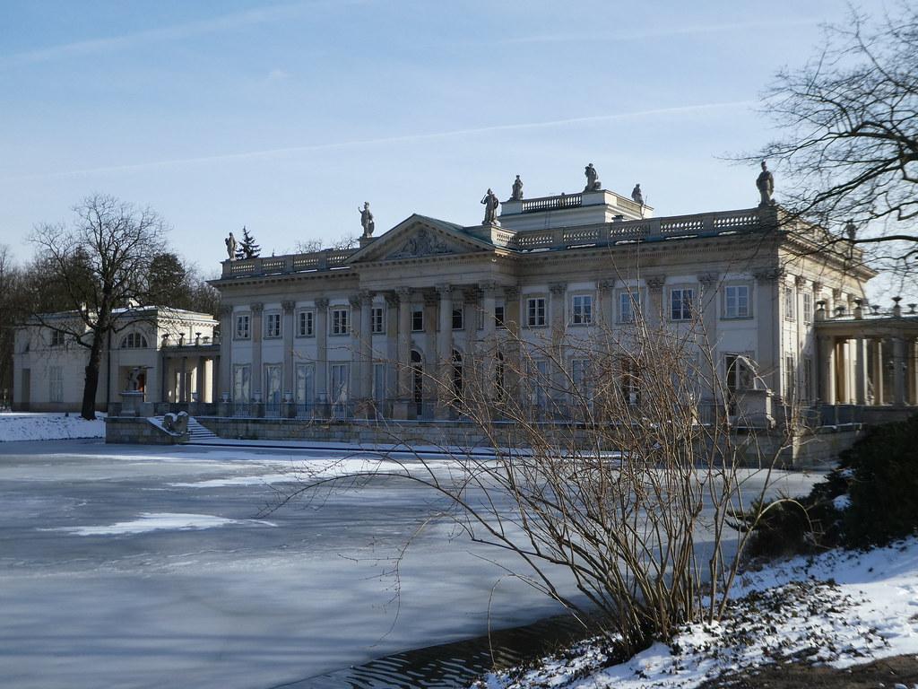 Lazienki Palace, Warsaw