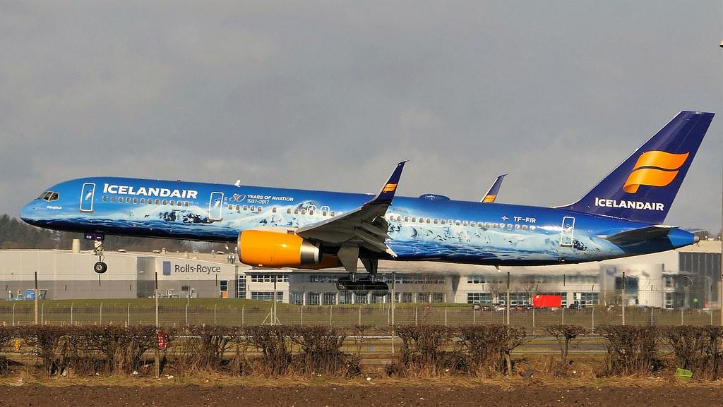 Icelandair 752 TFFIR GLA 24MAR18 3