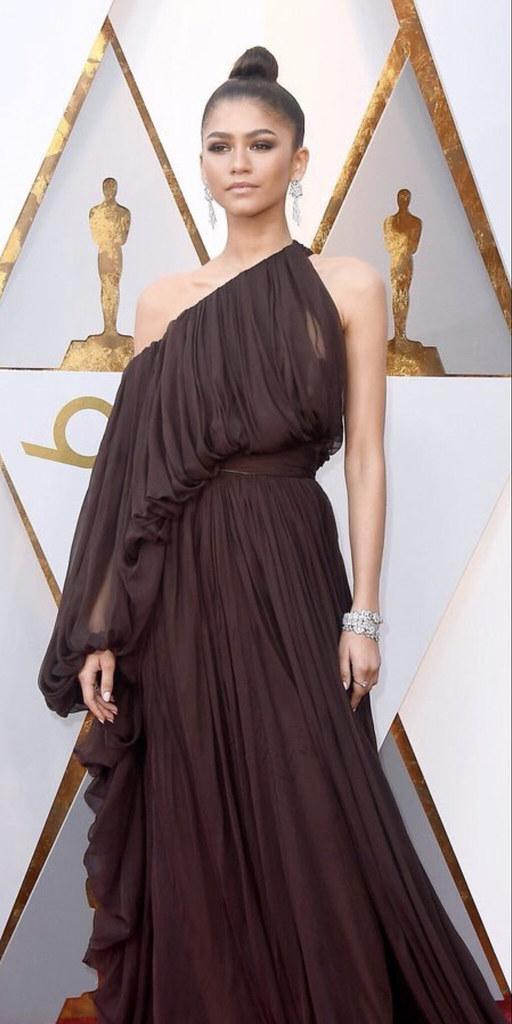 Zendaya Oscars 2018