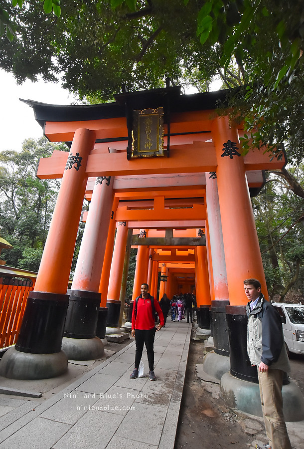 京都景點推薦 伏見稻荷神社 鳥居 怎麼去11
