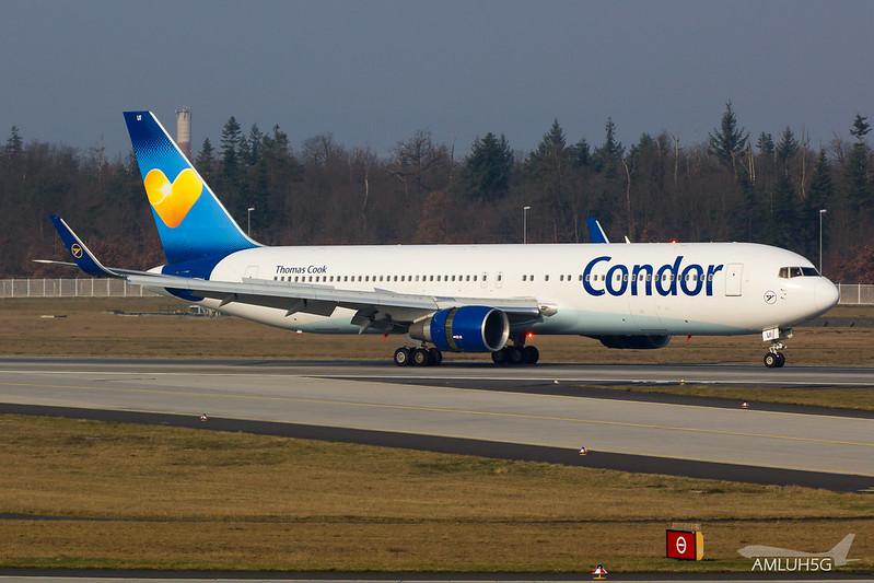 Condor - B763 - D-ABUI (2)