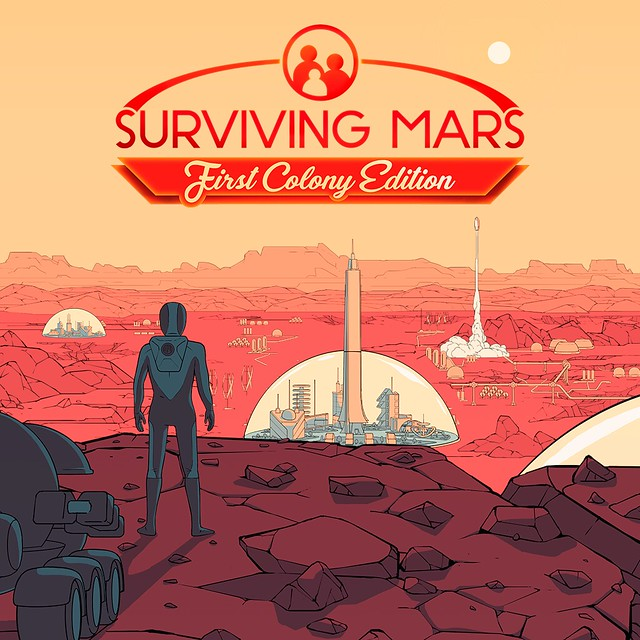 Surviving Mars – First Colony Edition