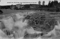 Pont de Poitte - Les cascades de la Saisse