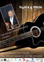 Música & Poesia Manuel Correia Fernandes