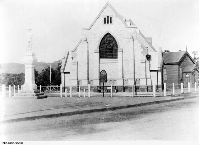 The Blackwood Methodist (Uniting) Church, 1922 Available at Pictorial Collection (PRG 280/1/30/182) State Library of South Australia
