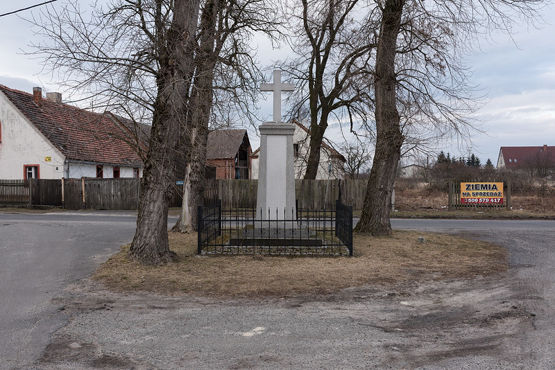 Denkmal 1914-1918, Nowy Dwór/Neu-Vorverk, 13.03.2018