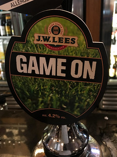 J W Lees, Game On, England