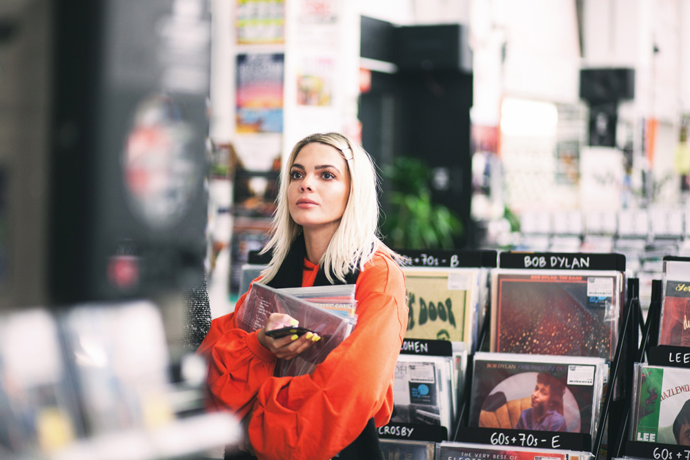 Record Shopping with Louisa at Rough Trade East