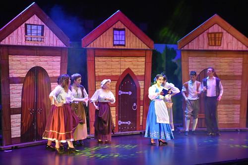 Musical La Bella y la Bestia en el Teatro Municipal