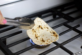 charred flour tortillas taste better