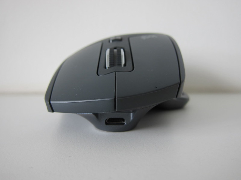 Logitech MX Master 2S Wireless Mouse - Front