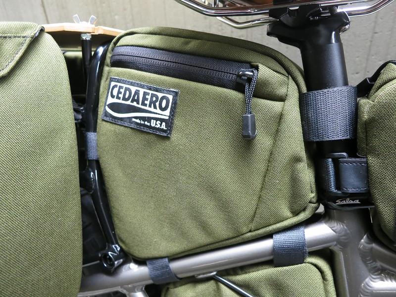 CEDAERO Blackborow No Man's Land Frame Pack