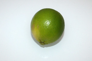 10 - Zutat Limette / Ingredient lime