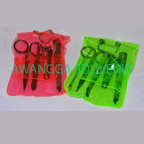 souvenir Manicure set plastik