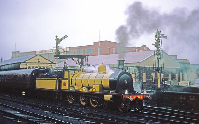 R2606.  HR 103 at Kilmarnock.