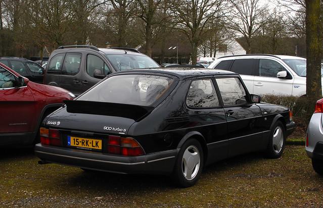 1993 Saab 900 GT Turbo 16 S