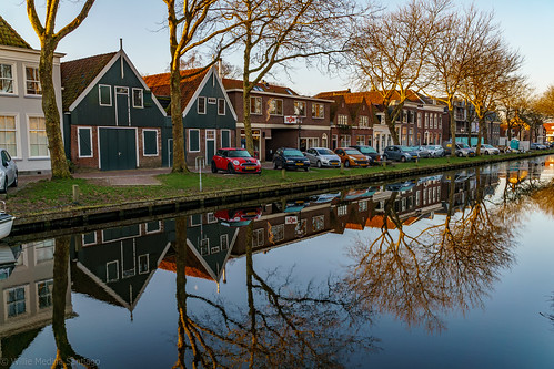 Edam Reflection