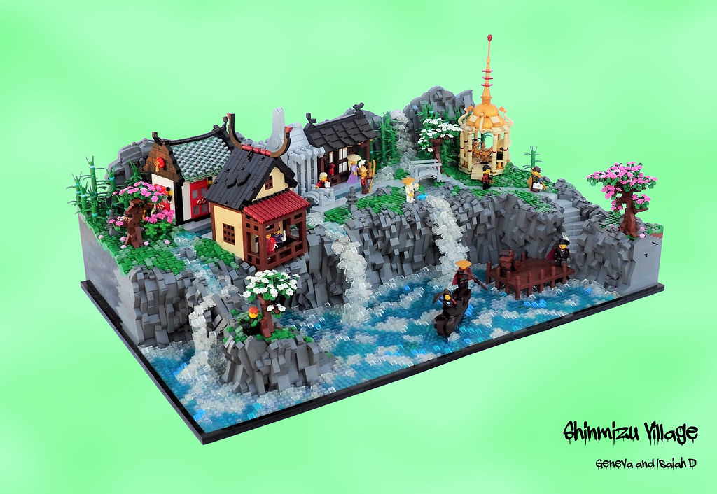 Shinmizu Village