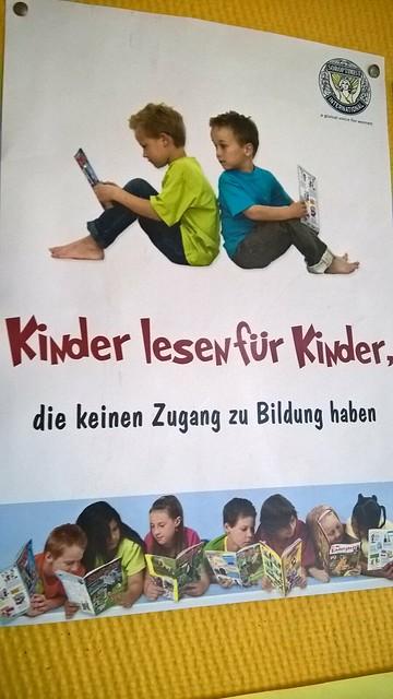 Kinder lesen für Kinder