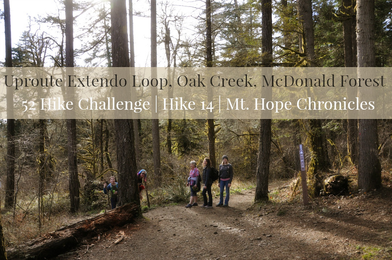 Oak Creek Loop @ Mt. Hope Chronicles