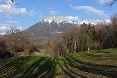 Dents de Lanfon @ Golf du Lac d'Annecy @ Hike to Roc de Chère @ Lake Annecy