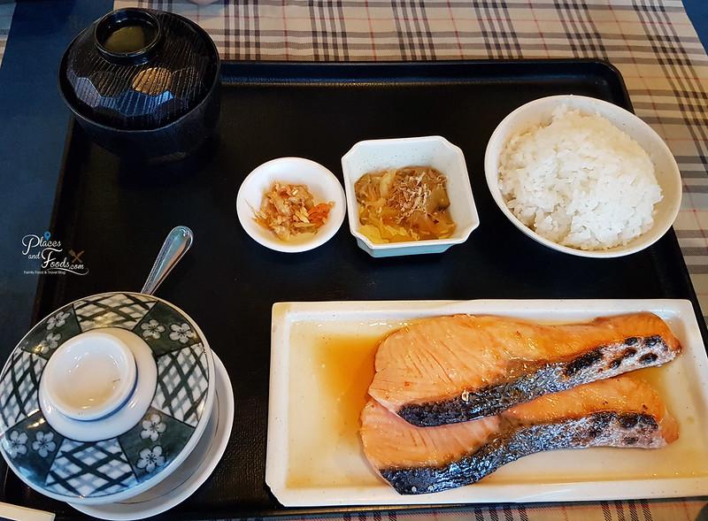 nihonkai old klang road salmon set
