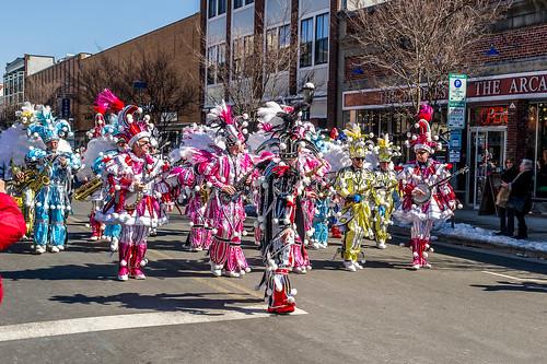 Asbury Park St. Patrick's Parade, 2018