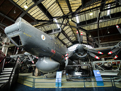 Avro Shackleton - Museum of Science & Industry - Manchester