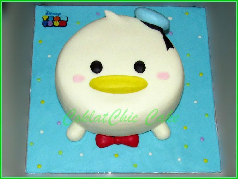 Cake TsumTsum Donald Duck 15 cm