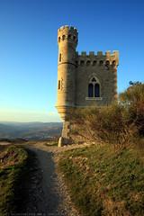 FR11 1935 La tour Magdala. Rennes-le-Château, Aude, Languedoc