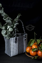 Nylon Wire Basket | Wire Koodai | Handmade Market Bag