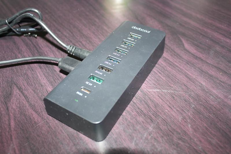 dodocool 7ポート USBハブ 開封レビュー (25)